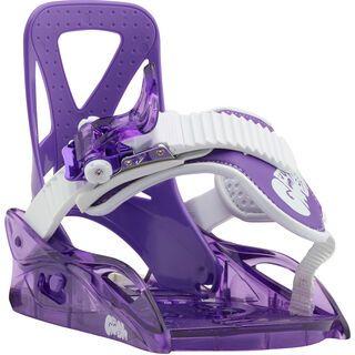 Burton Grom 2019, purple - Snowboardbindung