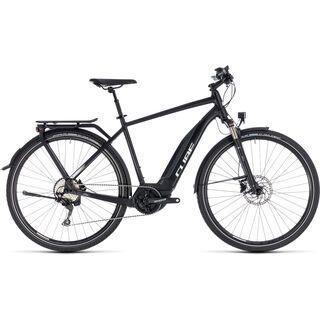 Cube Touring Hybrid Pro 500 2018, black´n´white - E-Bike