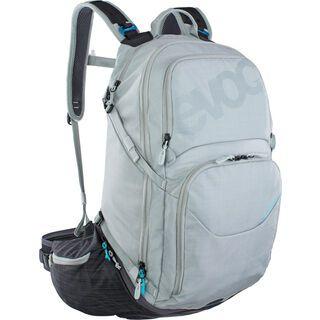 Evoc Explorer Pro 30l silver/carbon grey