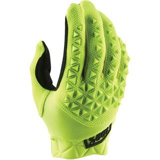 100% Airmatic Youth Glove, yellow/black - Fahrradhandschuhe