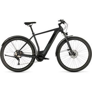 Cube Cross Hybrid Pro Allroad 625 2020, iridium´n´black - E-Bike