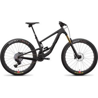 Santa Cruz Megatower CC XX1 Air Reserve 2019, black - Mountainbike