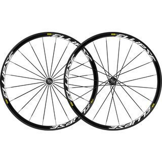 Mavic Ellipse, black - Laufradsatz