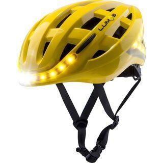 Lumos *** 2. Wahl *** Helmet Größe: 54-62 cm, lumos yellow - Fahrradhelm