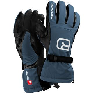 Ortovox Swisswool Freeride Glove, night blue - Skihandschuhe
