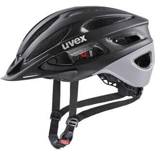 uvex true cc black-grey mat