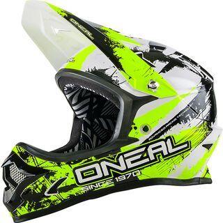 ONeal Backflip Fidlock DH Helmet RL2 Shocker, black/neon yellow - Fahrradhelm