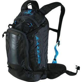 Scott Grafter 18, black/blue - Fahrradrucksack