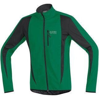 Gore Bike Wear Contest Windstopper Soft Shell Jacke, varsity green/black - Radjacke