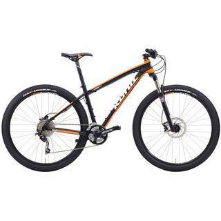 Kona Kahuna 2015, matt black/orange - Mountainbike