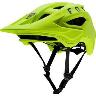 Fox Speedframe Helmet fluorescent yellow