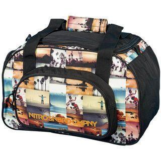 Nitro Duffle Bag, california - Sporttasche