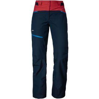 Schöffel Ski Pants Corvara L, navy blazer - Skihose