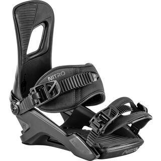 Nitro Rambler 2020, ultra black - Snowboardbindung