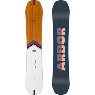 Arbor Shiloh Camber Mid Wide 2020 - Snowboard