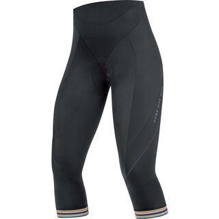Gore Bike Wear Power 3.0 Lady Tights 3/4+, black - 3/4 Radhose
