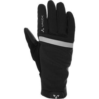 Vaude Hanko Gloves II, black - Fahrradhandschuhe