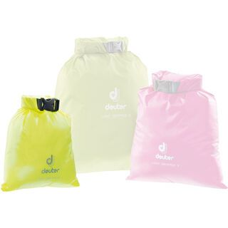 Deuter Light Drypack 1, neon - Packsack