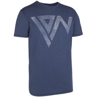 ION Tee SS ION Maiden 2.0, blue melange - T-Shirt