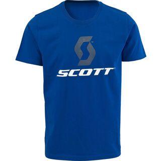 Scott Tee Screened, light blue - T-Shirt