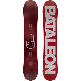 Bataleon The Jam Wide 2018 - Snowboard