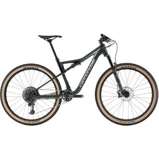 Cannondale Scalpel-Si Carbon SE 2019, green clay - Mountainbike