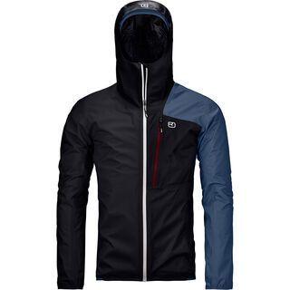 Ortovox Merino Hardshell Light 2.5l Civetta Jacket M, black raven - Jacke