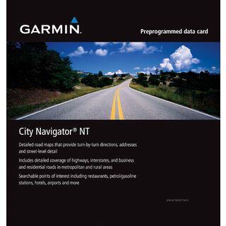 Garmin CityNavigator NT Nord Amerika (microSD) - Karte