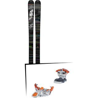Set: K2 SKI Press 2018 + G3 Ion LT 12
