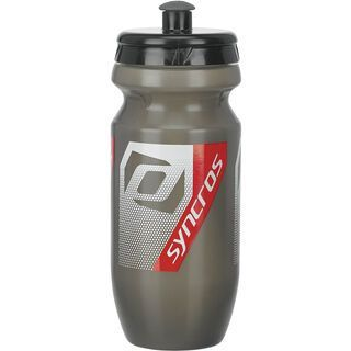 Syncros Corporate 2.0, clear grey/red - Trinkflasche