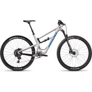 Santa Cruz Hightower C R 29 2018, grey/blue - Mountainbike