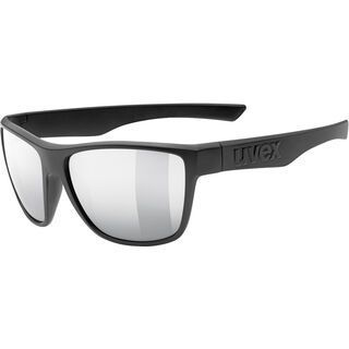 uvex lgl 41, black mat/Lens: mirror silver - Sonnenbrille