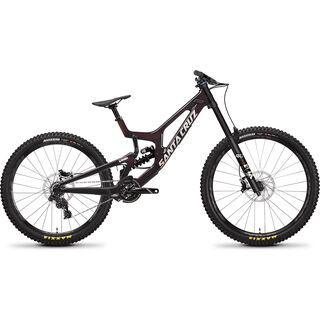 Santa Cruz V10 CC S MX 2021, oxblood - Mountainbike