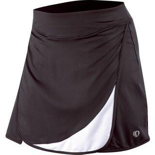 Pearl Izumi Womens Superstar Skirt, Black/White - Radhose