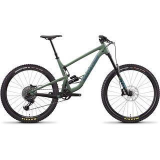 Santa Cruz Bronson AL S 2020, olive/blue - Mountainbike