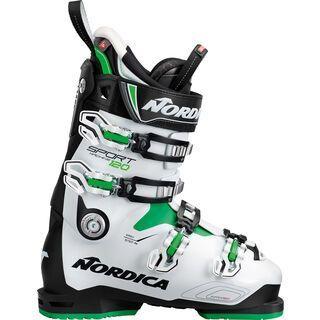 Nordica Sportmachine 120 2019, black/white/green - Skiboots