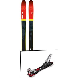 Set: Faction Prodigy 2.0 2018 + Marker Baron EPF 13 black/white/red