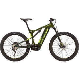 Cannondale Cujo Neo 130 4 2019, vulcan green - E-Bike