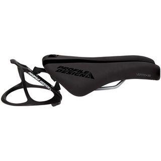 Profile Vertex 80 Solid Ti, black - Sattel