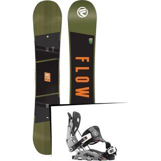 Set: Flow Chill 2017 +  Fuse Hybrid (1513151S)