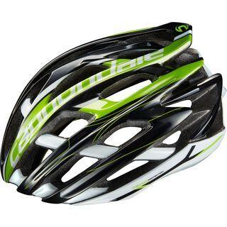 Cannondale Cypher, black/green - Fahrradhelm