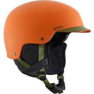 Anon Blitz, orange - Snowboardhelm