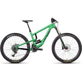 Juliana Strega CC X01 2018, green - Mountainbike