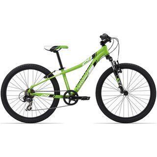 Cannondale Trail 24 Boys 7-Speed 2014, grün - Kinderfahrrad