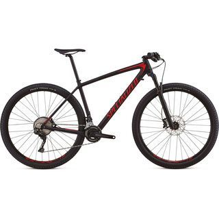 Specialized Epic HT Comp 2x 2018, black/red - Mountainbike