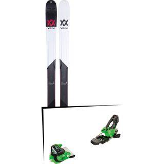 Set: Völkl BMT 90 2019 + Tyrolia Attack² 11 GW green