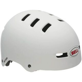 Bell Faction, matte white - Fahrradhelm