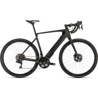 Cube Agree Hybrid C:62 SLT 2020, black edition - E-Bike