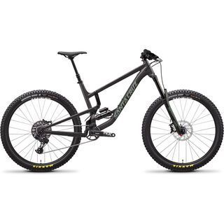 Santa Cruz Nomad AL R 2019, black/olive - Mountainbike