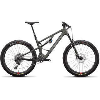 Santa Cruz 5010 CC X01+ Reserve 2020, grey - Mountainbike